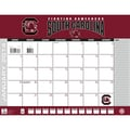 Turner Licensing® South Carolina 2014 Desk Calendar, 22in. x 17in.