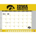 Turner Licensing® Iowa Hawkeyes 2014 Desk Calendar, 22in. x 17in.