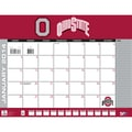 Turner Licensing® Ohio State Buckeyes 2014 Desk Calendar, 22in. x 17in.