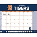 Turner Licensing® Detroit Tigers 2014 Desk Calendar, 22in. x 17in.