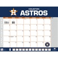 Turner Licensing® Houston Astros 2014 Desk Calendar, 22in. x 17in.