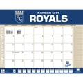 Turner Licensing® Kansas City Royals 2014 Desk Calendar, 22in. x 17in.