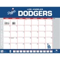 Turner Licensing® Los Angeles Dodgers 2014 Desk Calendar, 22in. x 17in.