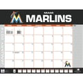 Turner Licensing® Miami Marlins 2014 Desk Calendar, 22in. x 17in.