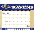 Turner Licensing® Baltimore Ravens 2014 Desk Calendar, 22in. x 17in.