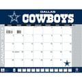 Turner Licensing® Dallas Cowboys 2014 Desk Calendar, 22in. x 17in.