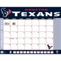 Turner Licensing® Houston Texans 2014 Desk Calendar, 22in. x 17in.