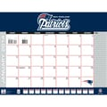 Turner Licensing® New England Patriots 2014 Desk Calendar, 22in. x 17in.