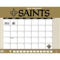 Turner Licensing® New Orleans Saints 2014 Desk Calendar, 22in. x 17in.