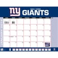 Turner Licensing® New York Giants 2014 Desk Calendar, 22in. x 17in.
