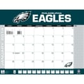 Turner Licensing® Philadelphia Eagles 2014 Desk Calendar, 22in. x 17in.