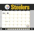 Turner Licensing® Pittsburgh Steelers 2014 Desk Calendar, 22in. x 17in.