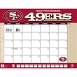 Turner Licensing® San Francisco 49ers 2014 Desk Calendar, 22in. x 17in.