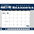 Turner Licensing® Seattle Seahawks 2014 Desk Calendar, 22in. x 17in.