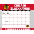 Turner Licensing® Chicago Blackhawks 2014 Desk Calendar, 22in. x 17in.