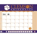 Turner Licensing® Clemson Tigers 2014 Desk Calendar, 22in. x 17in.