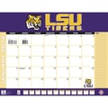 Turner Licensing® LSU Tigers 2014 Desk Calendar, 22in. x 17in.
