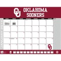 Turner Licensing® Oklahoma Sooners 2014 Desk Calendar, 22in. x 17in.