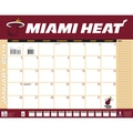 Turner Licensing® Miami Heat 2014 Desk Calendar, 22in. x 17in.