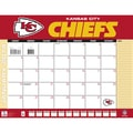Turner Licensing® Kansas City Chiefs 2014 Desk Calendar, 22in. x 17in.