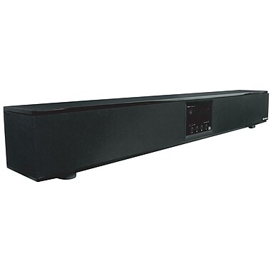 AudioSource® 2 CH Soundbar w/Sonic Emotion 3D Sound