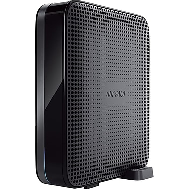 Buffalo LinkStation Live™ LS-X2.0TL Affordable 1-Drive Network Attached Storage, 2 TB