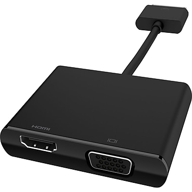 HP® H3N45AA ElitePad HDMI/VGA Adapter