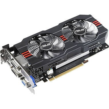 Asus® GeForce GTX 500 2GB Plug-in Graphic Card