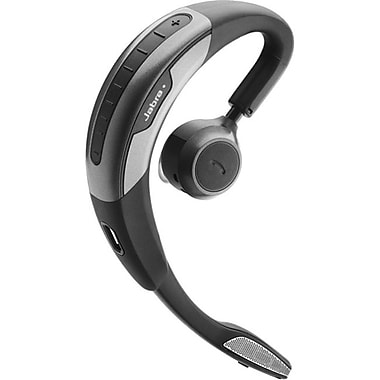 Jabra® MOTION UC Bluetooth Headset With Travel and Charge Kit MS