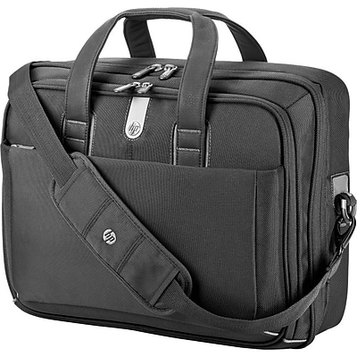 Offer HP 15.6 Professional TSA Top Load Notebook Case, Black Before Special Offer Ends