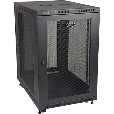 Tripp Lite® SmartRack 18U Extra Depth Rack Enclosure Cabinet