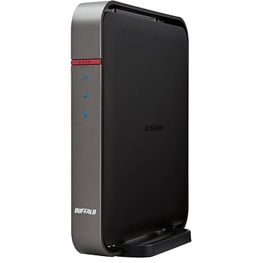 Buffalo AirStation™ WZR-1750DHP Extreme AC 1750 Gigabit Dual Band Wireless Router, 2.4GHz