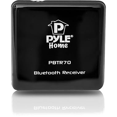 Pyle® PBTR70 Bluetooth A2DP Streaming Audio Interface (Music/Audio) Receiver Adapter