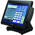 Logic Controls® SB9015D-J2030-3 Dual Core All-In-One POS Terminal