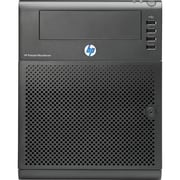 HP® ProLiant 2GB Intel Celeron G1610T Dual-Core Ultra Micro Tower Server