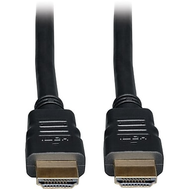 Tripp Lite® P569 Series 20' High Speed With Ethernet HDMI Cable v1.4, Black