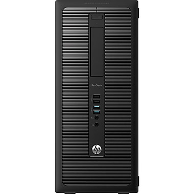 HP® ProDesk 600 G1 Intel i5-4570 Quad-Core 3.20GHz 6MB Business Desktop Computer