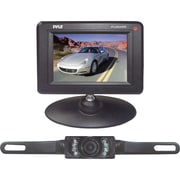 Pyle® PLCM34WIR 3 1/2 Monitor Wireless Back-Up Rearview and Night Vision Camera System