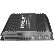 Pyle® PFA400U 100W Class-T Hi-Fi Audio Amplifier With USB Flash and SD Memory Card Readers