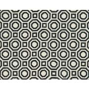 Loloi Weston 100% Wool 7' 9 x 9' 9 Rug, Ivory/Blue