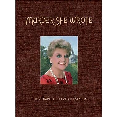 Murder, She Wrote: Season 11 (1994-1995) (DVD)