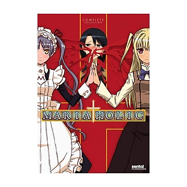Maria-Holic: Complete Collection (DVD)