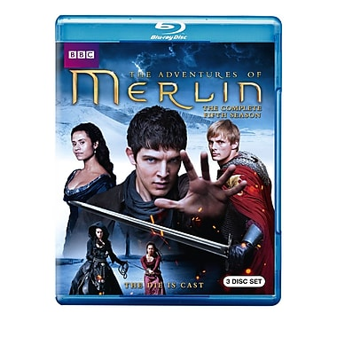 Merlin: The Complete Fifth Season (BLU-RAY DISC)