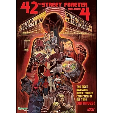 42nd Street Forever: Volume 4 (DVD)