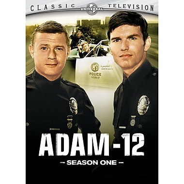 Adam 12: Season 1 (DVD)