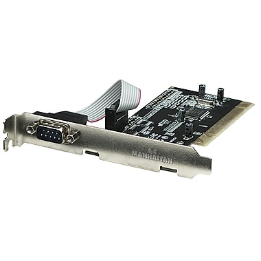 Manhattan™ 1 Port Serial PCI Card (158206)