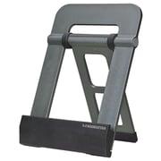Manhattan™ Universal Tablet Stand, Silver/Black