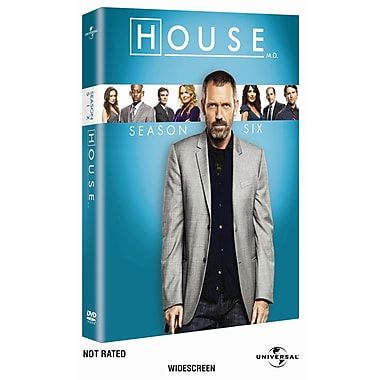 House: Season 6 (DVD)
