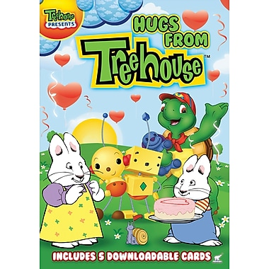 Hugs From Treehouse (DVD)