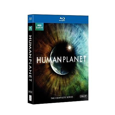 Human Planet (2010) (DISQUE BLU-RAY)